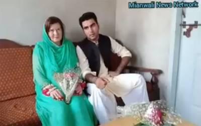 فیس بک کی دوستی ، ایک اور غیر ملکی خاتون نے پاکستانی نوجوان سے شادی کرلی، دونوں کی عمر میں کتنا فرق ہے؟ جان کر آپ بھی سوچ میں پڑجائیں گے