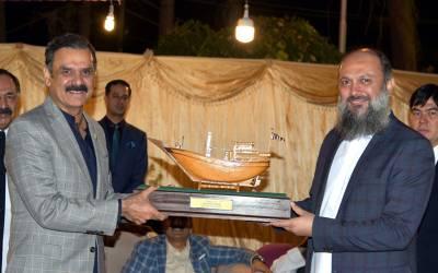 وزیر اعلیٰ بلوچستان کا کمانڈر سدرن کمانڈ لیفٹیننٹ جنرل عاصم سلیم باجوہ کے اعزاز میں عشائیہ