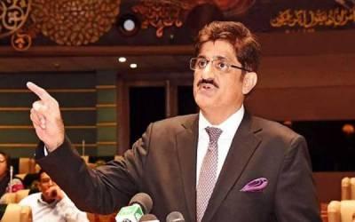 وزیراعلیٰ سندھ مرادعلی شاہ کا آج نیب کے سامنے پیش نہ ہونے کا امکان