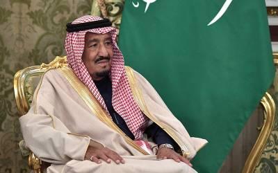 تیل تنصیبات پر حملوں کے بعد سعودی فرمانروا کا بیان بھی سامنے آگیا