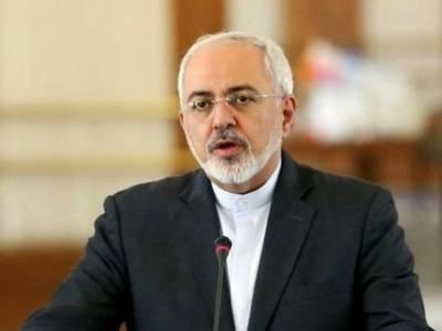 امریکا یا سعودی حملے کی صورت میں کھلی جنگ ہوگی،ہم اپنے دفاع میں ایک پل بھی دیر نہیں کریں گے:ایرانی وزیرخارجہ