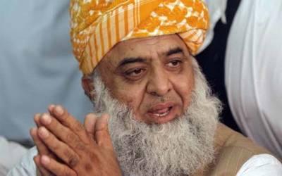 مولانا فضل الرحمان نے حکومت پر کشمیریوں کی حوصلہ شکنی کرنے کا الزام لگادیا