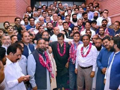 اسلام آباد چیمبر آف کامرس کے سالانہ الیکشن میں فاؤنڈر گروپ نے میدان مارلیا