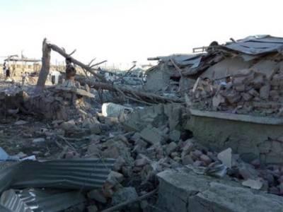 افغان صوبے زابل میں خود کش کار بم دھماکے میں ہلاکتوں کی تعداد 39 ہوگئی، 140 زخمی