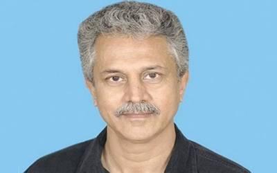 نیب کی جانب سے اپنے مشیر کی گرفتاری پر میئر کراچی وسیم اختر کا ردعمل بھی سامنے آگیا