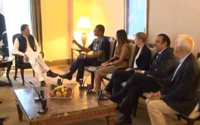 وزیر اعظم عمران خان سے زلمے خلیل زاد ، سیکرٹری جنرل ایمنسٹی انٹرنیشنل کی ملاقاتیں،افغان امور اور مقبوضہ کشمیر کی صورتحال پرتبادلہ خیال