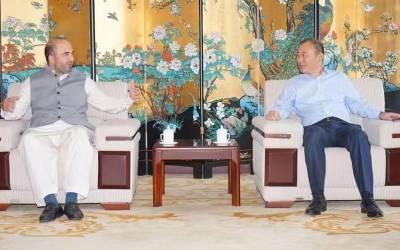 چیئرمین جے ڈبلیو گروپ پاکستان شاہ فیصل آفریدی کو چین کی حکومت نے اکنامک ایڈوائزر مقرر کردیا
