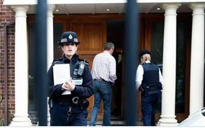 نفرت انگیز تقاریر،متحدہ بانی کو لندن میں گرفتارکرلیا گیا،فرد جرم عائد