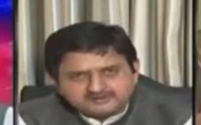 دھرنا کل بھی غلط تھا اور آج بھی غلط ہے، لیگی رہنماملک احمد خان بول پڑے