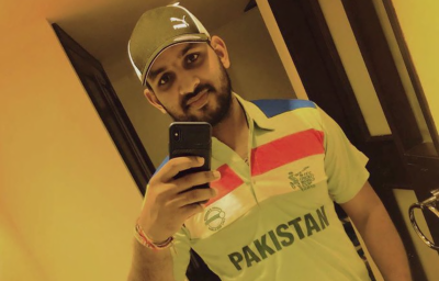 شیہان جے سوریا نے پاکستان کیساتھ محبت کے اظہار کیلئے ایسی چیز پہن لی کہ پاکستانی خوشی سے سرشار ہو گئے