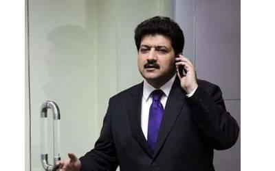 مولانا فضل الرحمان 27 اکتوبر سے پہلے کیا کرسکتے ہیں ؟ سینئر صحافی حامد میر نے بڑا دعویٰ کر دیا