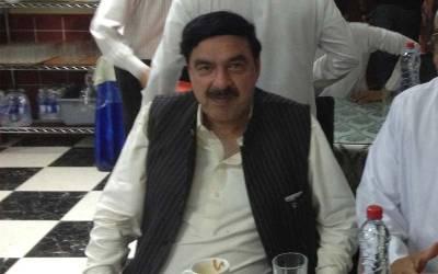 """""""میں نے بیجنگ میں ڈی جی آئی ایس پی آر آصف غفور کو پکڑ لیا اور کہا ۔۔"""" شیخ رشید نے بڑا بیان جاری کر دیا"""