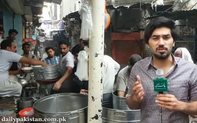 لاہور کا معروف جیدا لسی والا، اس کی لسی میں ایسی کیا خاص بات ہے؟ آپ بھی دیکھئے