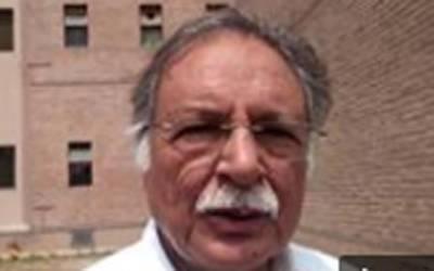 ن لیگ میں دو دھڑے بن گئے ، سینئر رہنماﺅں کی مشاورتی اجلاس میں عدم شرکت، پرویز رشید نے تصدیق کردی