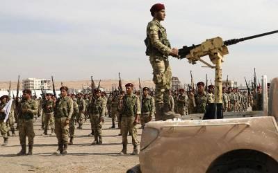 ترک فوج کا شام میں آپریشن، امریکی سپیشل فورسز کو ہی نشانہ بناڈالا، نیا خطرہ