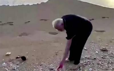 چینی صدر سے ملاقات لیکن پھر مودی نے ساحل پر ایسا کام شروع کردیا کہ پوری دنیا دنگ رہ گئی