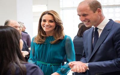 13 سال بعد برطانوی شاہی خاندان کے کسی رکن کا دورہ ، شہزادہ ولیم اور کیٹ مڈلٹن آج پاکستان آئیں گے