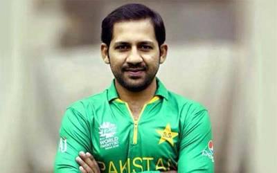قومی ٹی ٹوینٹی ٹورنامنٹ ،سرفراز احمد نے دلبرداشتہ ہو کر کپتانی چھوڑ دی