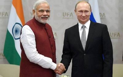 فرانس سے رافیل حاصل کرنے کے بعد بھارت نے روس سے انتہائی خطرناک ہتھیار خریدنے کا معاہدہ کر لیا
