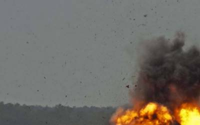 کوئٹہ میں پولیس وین کے قریب بم دھماکہ ، اہلکار شہید ، 11زخمی ہوگئے