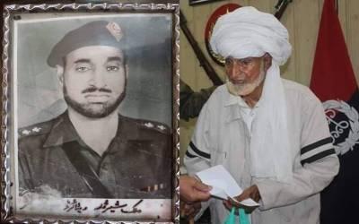 قائد اعظم کے سکیورٹی گارڈ کے طور پر خدمات سرانجام دینے والے بابا شیر محمد 110 سال کی عمر میں انتقال کرگئے