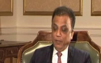 ایک اور سابق وفاقی وزیر کی جائیداد ضبطی کی کارروائی شروع