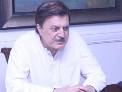 مذاکرات سے انکار کے بعد مولانا فضل الرحمان کا اصل ایجنڈا واضح ہوگیا:ہمایوں اختر خان