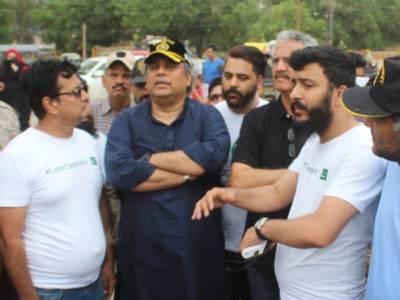کشمیر کے معاملے پر مودی کی ہر ناپاک کوشش دم توڑ رہی ہے:سید علی زیدی
