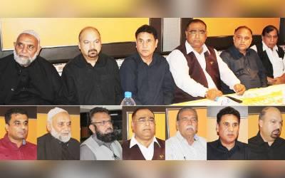 سانحہ کارساز کراچی کے متاثرین کو خراج عقیدت پیش کیا گیا