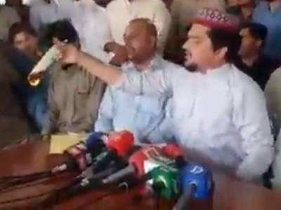 اسلام آباد کی طرف مارچ بھی کریں گے،مطالبات تسلیم نہ ہونے تک احتجاج جاری رہے گا:گرینڈہیلتھ الائنس