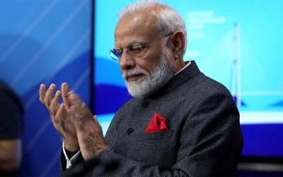 ترکی کی پاکستان سے محبت پر بھارت خوفزدہ ، نریندر مودی نے نہایت حیران کن حرکت کر دی