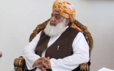 حکومت کے ساتھ مذاکرات کی خبریں ، مولانا فضل الرحمان کی تردید