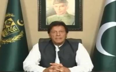 بھارتی افواج کومنہ توڑ جواب دینے پر پاک فوج کوسلام پیش کرتا ہوں،وزیر اعظم عمران خان