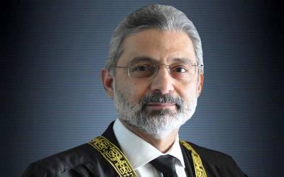 جسٹس قاضی فائز کے خلاف صدارتی ریفرنس سے متعلق بڑی خبر آگئی