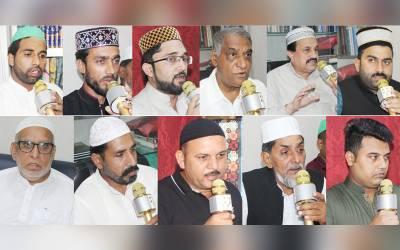 دبئی میں روحانی محفل، حمد و نعت کا انعقاد