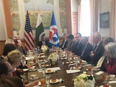 مشیر خزانہ کی امریکی تاجروں کو پاکستان میں سرمایہ کاری کے مواقع سے فائدہ اٹھانے کی دعوت