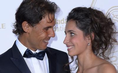 ٹینس سٹار رافیل نڈال اپنی دوست کیساتھ رشتہ ازدواج میں منسلک ہو گئے
