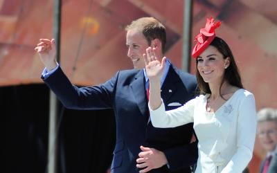 شہزادی کیٹ اور شہزادہ ولیم پاکستان میں رکشے میں بیٹھ کر کیا کرتے رہے؟ نئی دلچسپ ویڈیو سامنے آگئی