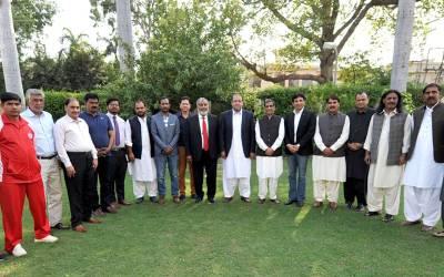 کرتارپور راہداری کے افتتاح کے بعد کبڈی میچز کرانے کا فیصلہ