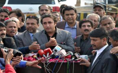 احتجاج کا مقصد نیب کو بند کروانا ہے،تمام مسائل کی وجہ عمران خان ہیں اور حل ان کااستعفیٰ ہے،بلاول بھٹو زرداری