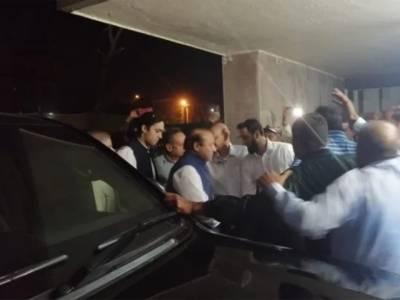 نیب کا سروسز ہسپتال میں نواز شریف کی سیکیورٹی بڑھانے کا مطالبہ