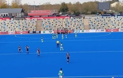 ہاکی ٹیسٹ میں جرمنی نے پاکستان کو 1-6 سے شکست دیدی
