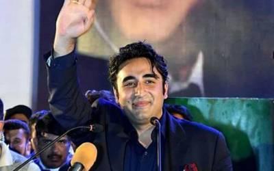 عمران خان ظالم ، کٹھ پتلی کی حکومت گرا کر عوامی حکومت بنا کر رہیں گے، بلاول بھٹو زرداری