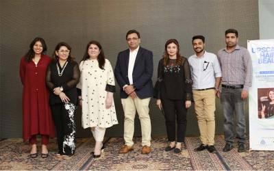 فرسٹ مائیکرو فنانس بینک لمیٹڈ پاکستان،سعیدہ مانڈوی والاکے درمیان بیوٹی سلونز سیکٹر کو جدید خطوط پر استوار کرنے کا معاہدہ