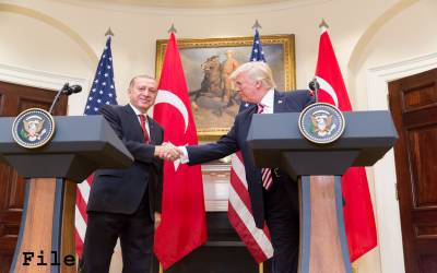 امریکی صدر ڈونلڈ ٹرمپ نے ترکی کو سب سے بڑی خوشخبری سنادی