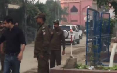 مریم نواز کو طلوع آفتاب کے وقت سروسز ہسپتال سے کوٹ لکھپت جیل منتقل کردیا گیا