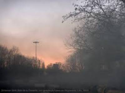 فضائی آلودگی کےلحاظ سےلاہوردنیامیں پہلےنمبرپرآگیا