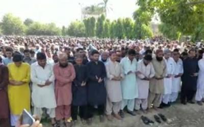 سانحہ تیزگام میں عمر کوٹ سے تعلق رکھنےو الے 6 افراد جاں بحق، 3 لاشیں آبائی علاقے میں پہنچ گئیں