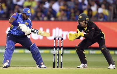 سری لنکا نے آسٹریلیا کو جیت کیلئے 143 رنز کا ہدف دیدیا
