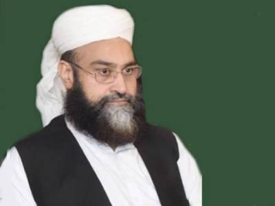 'عمران خان نے استعفیٰ دیا تو میں سیاست چھوڑ دوں گا' علامہ طاہر اشرفی مولانا فضل الرحمان کی آنکھوں میں آنکھیں ڈال کر کھڑے ہوگئے